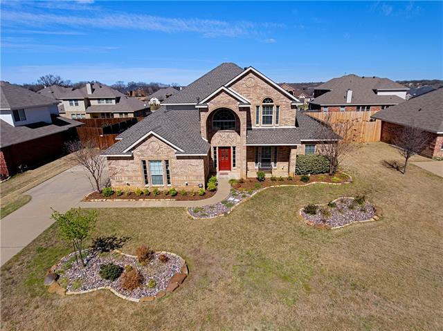 1209 Forest Green Dr, Kennedale, TX 76060