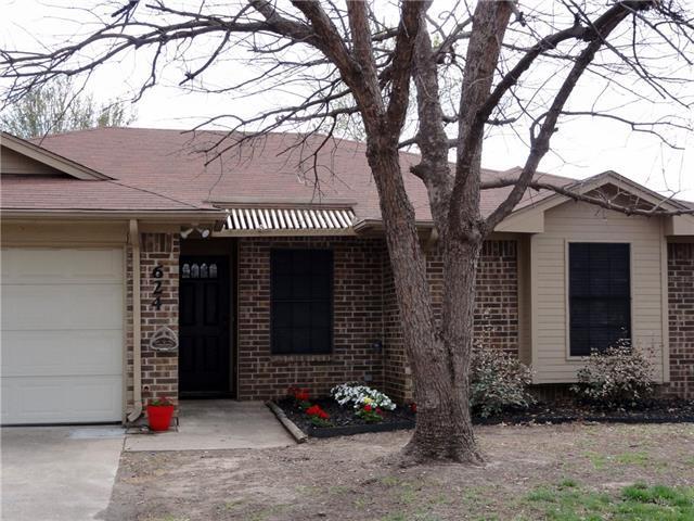 624 Reed St, Roanoke, TX 76262