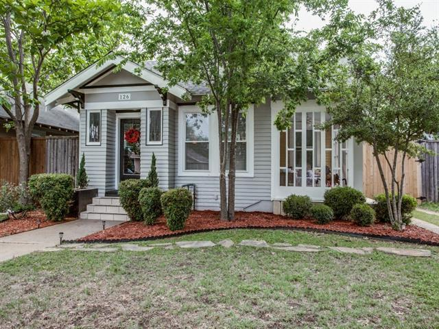 126 S Marlborough Ave, Dallas, TX 75208