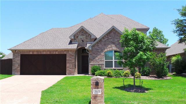 365 Spyglass Dr, Willow Park, TX 76008