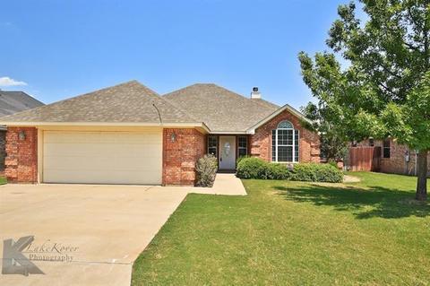 7633 Venice Dr, Abilene, TX 79606