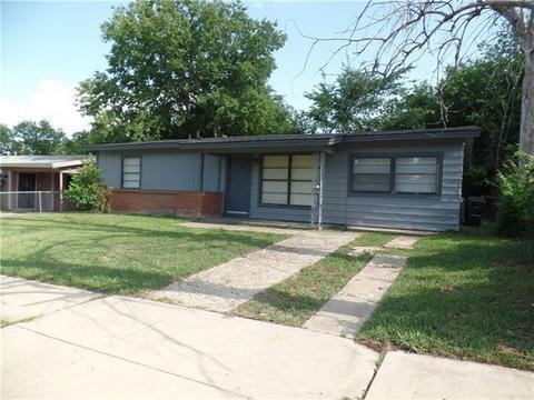 4412 Carol Ave, Fort Worth, TX 76105