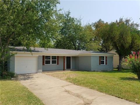 4312 Modlin St, Mesquite, TX 75150
