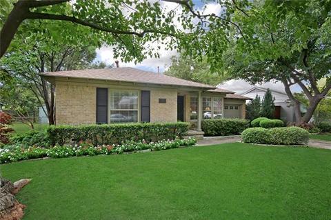 4144 Saranac Dr, Dallas, TX 75220