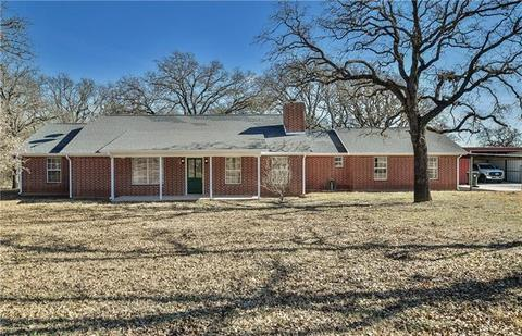 Springtown TX Recently Sold Homes