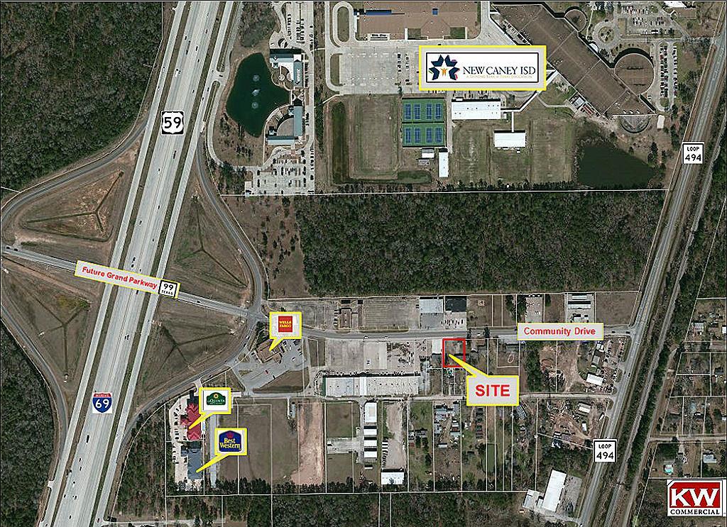 22615 Community, New Caney, TX