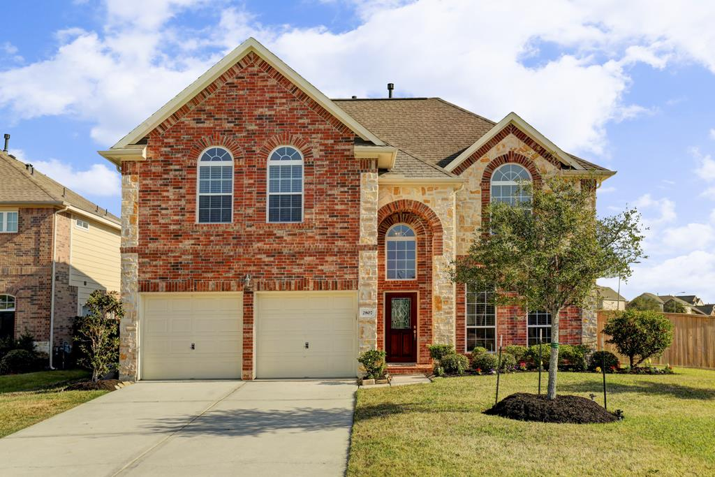 2807 Silhouette Bay Dr, Pearland, TX