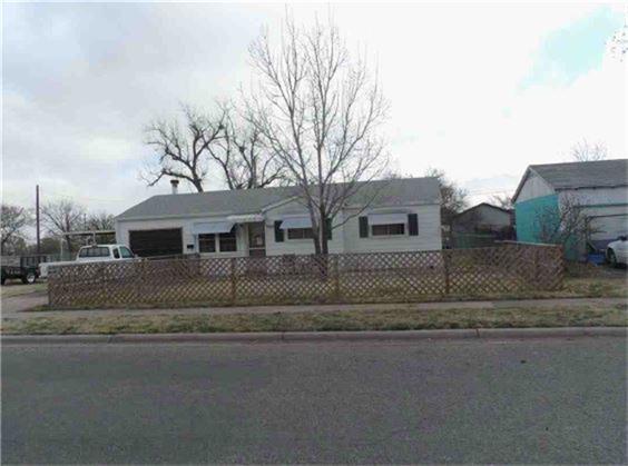 237 Anne St, Pampa, TX 79065