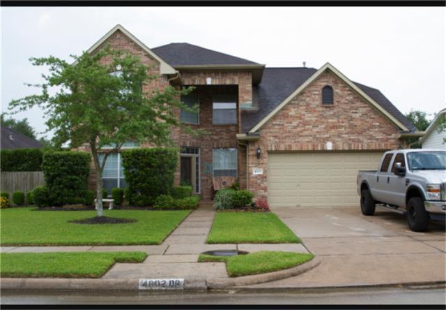 4802 Chaperel Dr, Pearland, TX