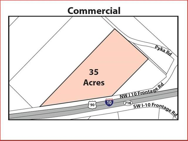 00 I 10 Frontage And PykaSealy, TX 77474