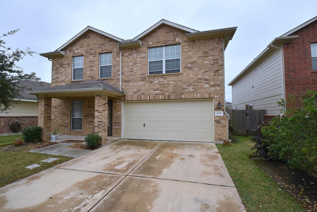 1518 Stone Bluff Dr, Houston, TX