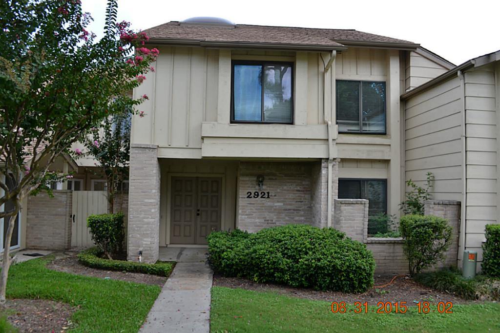 2921 Meadowgrass, Houston, TX
