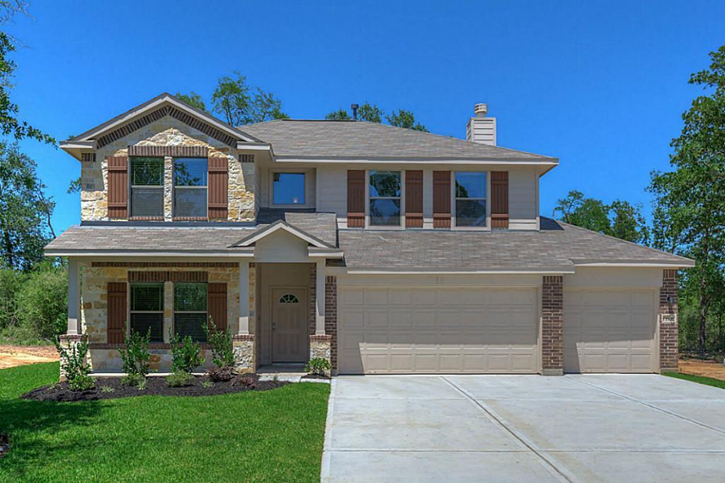 13307 Hidden Manor Ct, Willis, TX