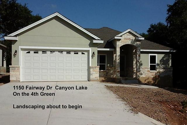 1150 Fairway Dr Canyon Lake, TX 78133