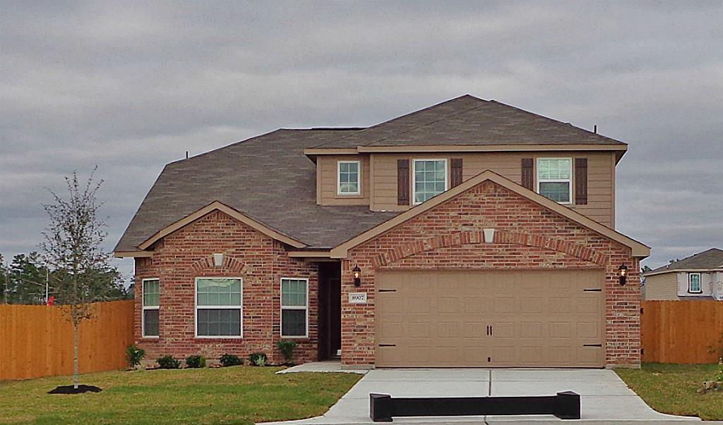 8907 Deerbrook Park, Humble, TX