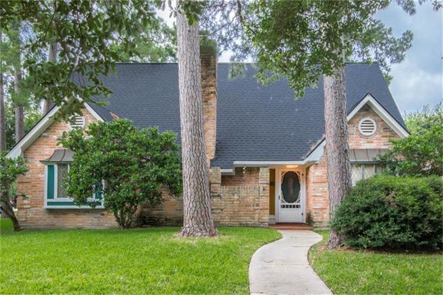 8118 Pine Green Ln, Humble, TX