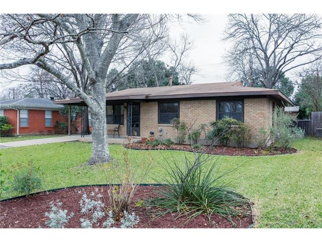 1306 Ridgemont Drive, Austin, TX 78723