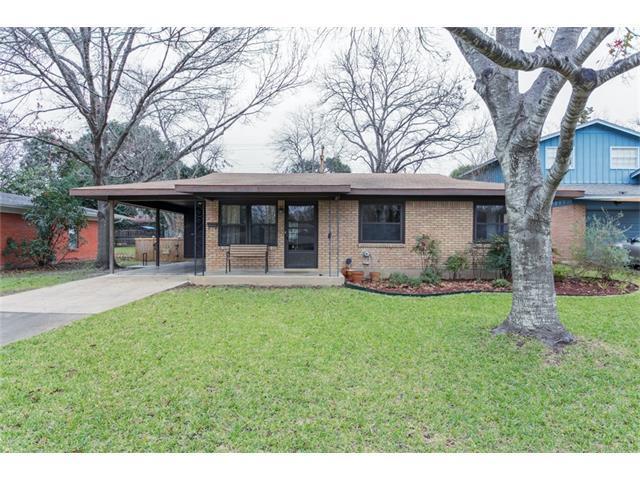 1306 Ridgemont Dr, Austin, TX 78723