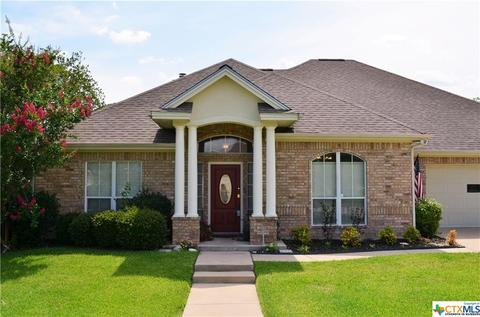 3809 Creekview Trl, Temple, TX 76504