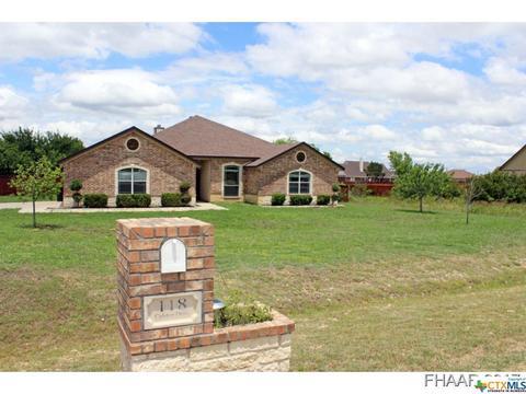 118 Coleton Dr, Copperas Cove, TX 76522