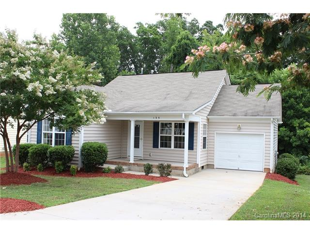 135 Sterling Terrace Dr, Mooresville NC 28115