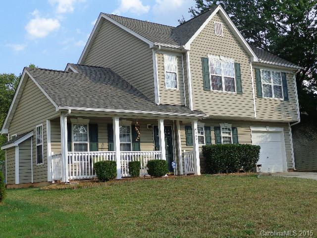 4340 Craven Hill Dr, Charlotte, NC