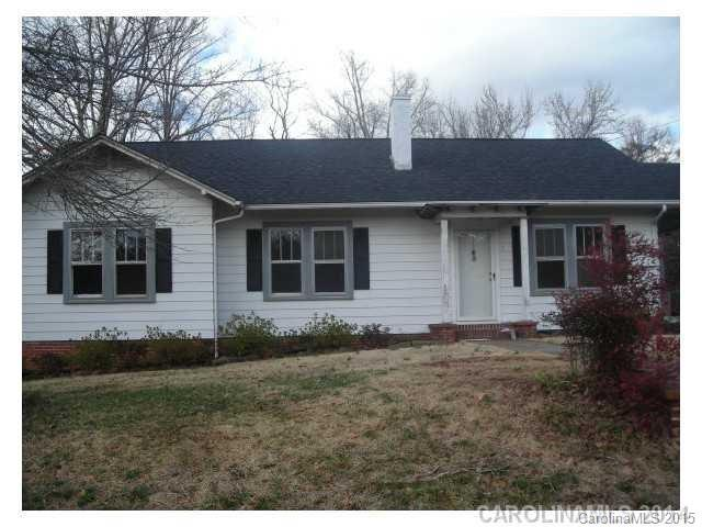 608 Magnolia St, Wadesboro NC 28170