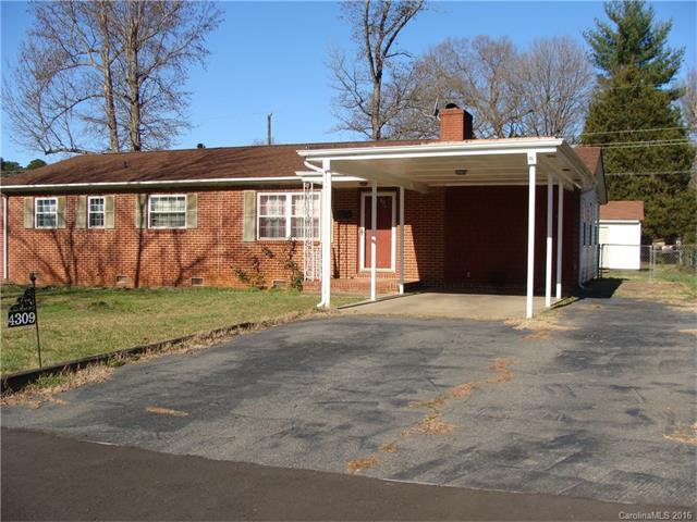4309 Oak Forest Dr, Charlotte NC 28215