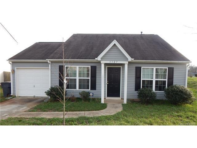 1327 Peach Park Ln, Charlotte NC 28216