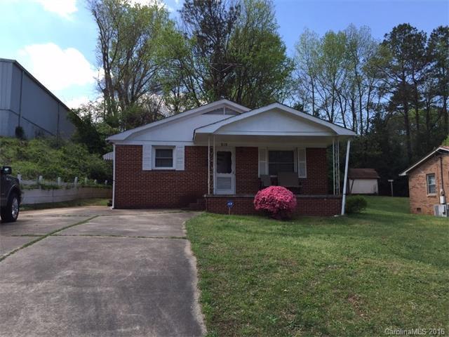 313 Rutherford St, Wadesboro NC 28170