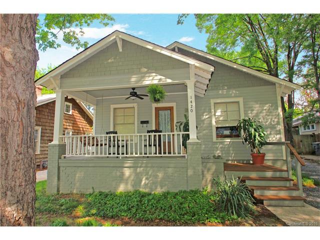 1420 Thomas Ave, Charlotte NC 28205