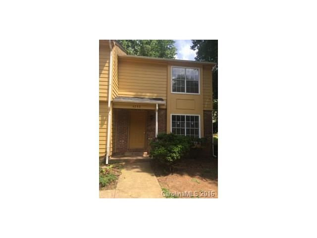 4040 Briarhill Dr #1 Charlotte, NC 28215