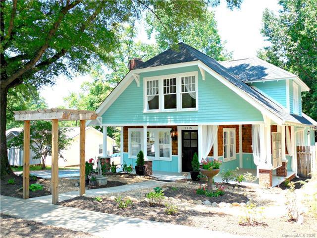 1815 Seigle Ave #7 Charlotte, NC 28205
