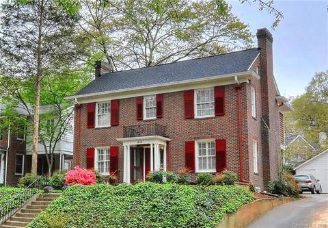 New Homes For Sale In Dilworth Charlotte Nc