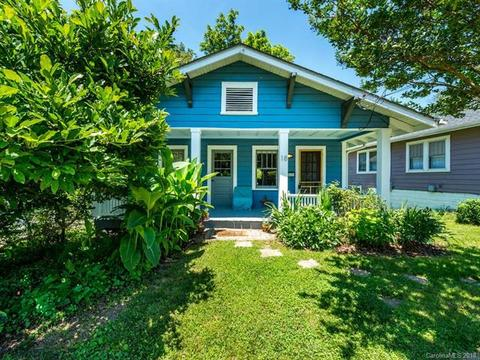 Historic Montford, Asheville, NC Single Family Homes for