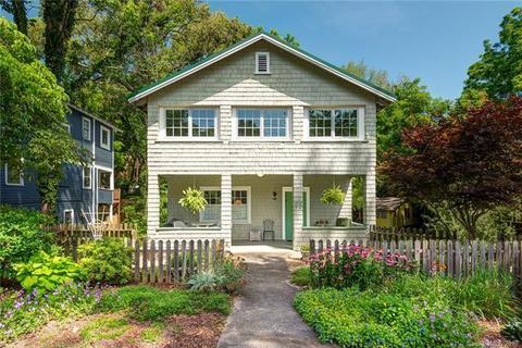 Historic Montford Asheville Real Estate | 29 Homes for Sale