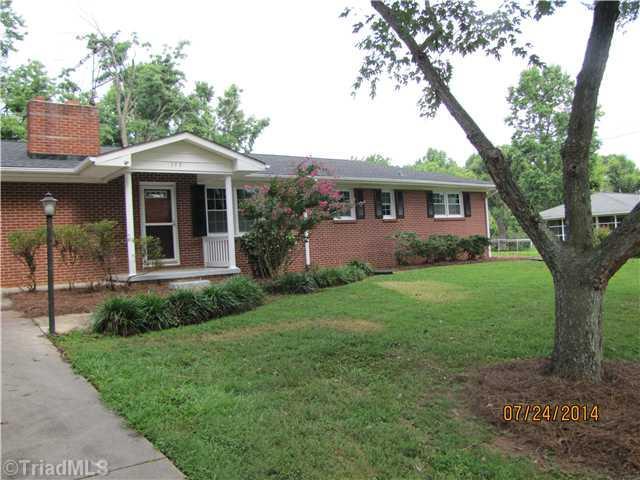 379 Leonard Berrier Rd, Lexington, NC