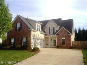1166 Double Pond Ln, High Point, NC 27265