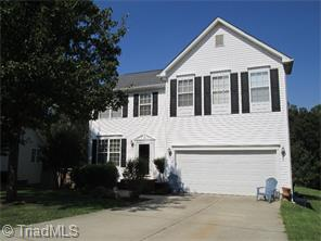 3395 Valley Crossing Dr, Greensboro, NC