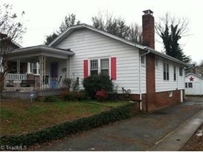 1143 Hawthorne Rd, Winston Salem, NC