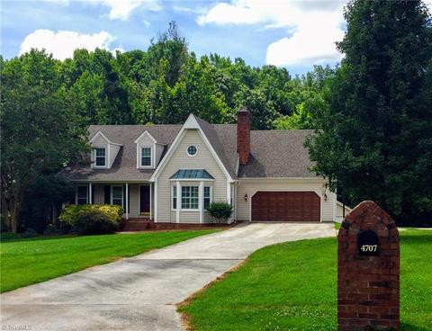 4707 W Perquimans Rd, Greensboro, NC 27407