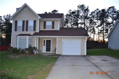 2712 Denise Dr, Greensboro, NC 27407. SALE PENDING $143,000