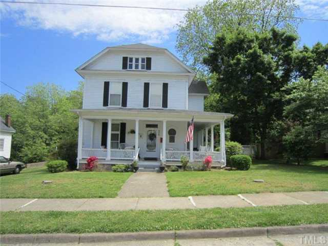 114 Rectory St, Oxford, NC