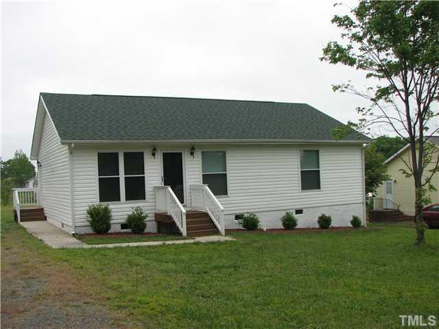 325 E Church St, Creedmoor, NC