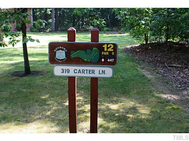 319 Carter Ln, Roxboro, NC