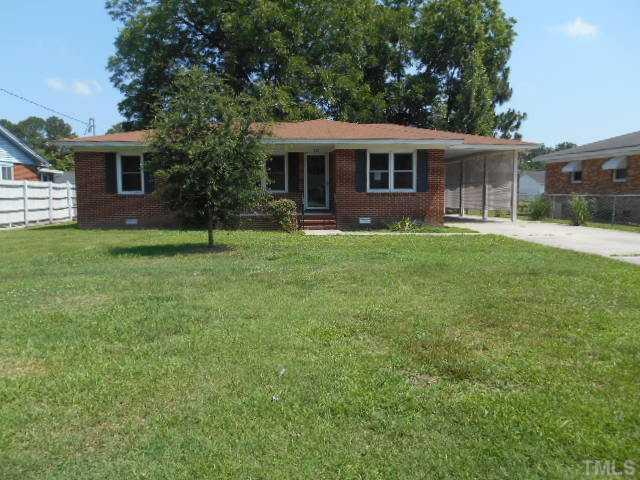 215 Herbert St, Goldsboro NC 27530