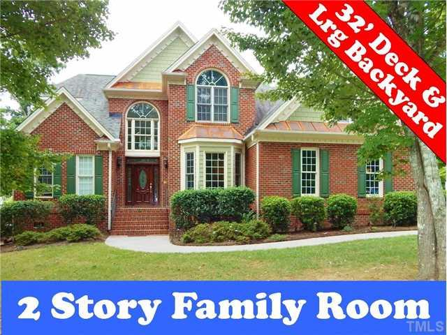 130 Georgetown Woods Dr, Youngsville, NC