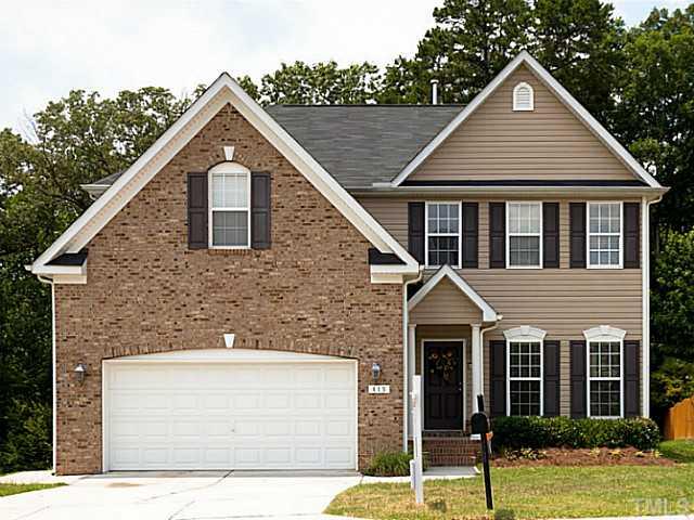 415 Thistlegate Trl, Raleigh, NC
