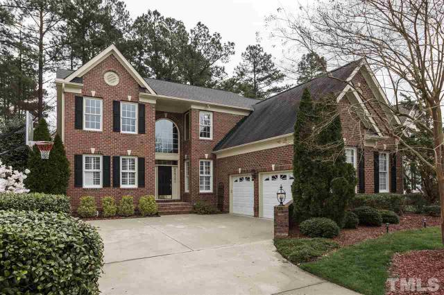 8932 Winged Thistle Ct, Raleigh, NC 27617
