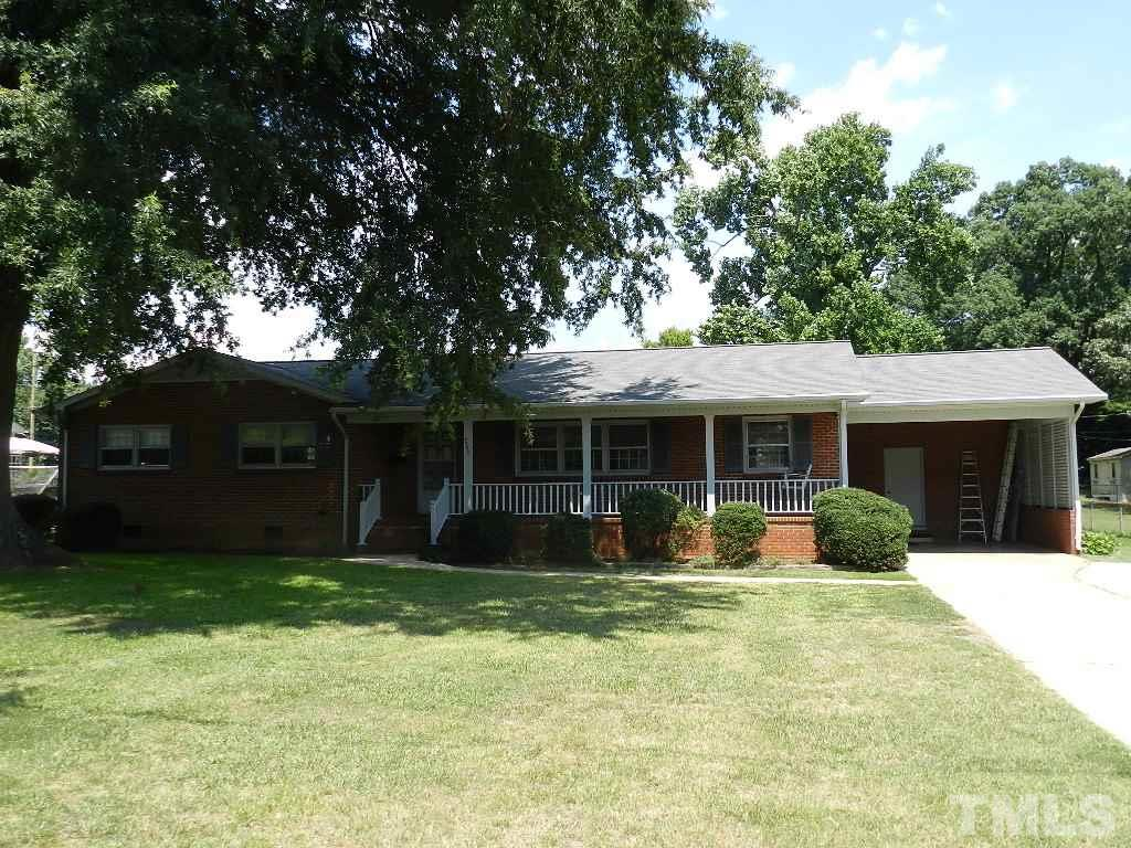 2706 Crestwood Dr, Burlington, NC